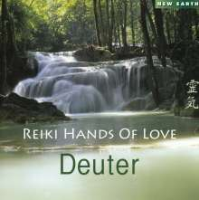Reiki Hands of Love, CD