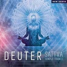 Deuter: Sattva Temple Trance, CD