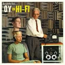 Optiganally Yours: O.Y. In Hi-Fi, LP