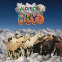 Why?: Alopecia (Limited-Edition) (Milky Clear Vinyl), LP