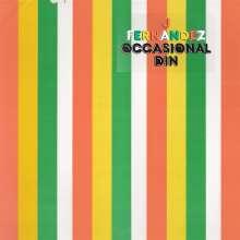 J. Fernandez: Occasional Din (Beer Colored Vinyl), LP