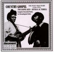 Country gospel 1946-1953, CD
