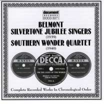 Belmont Silver Jubilee: Complete Recorded Works, CD