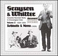 Grayson & Whitter: Grayson & Whitter Vol.2, CD