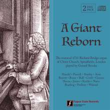 Gerard Brooks - A Giant Reborn, 2 CDs