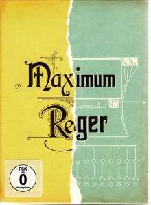 Max Reger (1873-1916): Maximum Reger, 6 DVDs