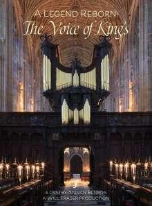 A Legend Reborn: The Voice of King's, 2 DVDs und 2 CDs