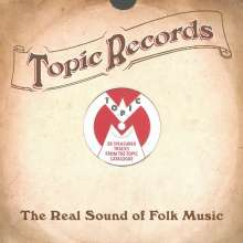 Topic Records: The Real Sound Of Folk Music, 2 CDs