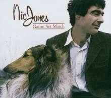 Nic Jones: Game Set Match, CD