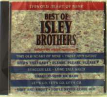 The Isley Brothers: Best Of Isley Brothers, CD