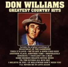 Don Williams: Greatest Country Hits, CD