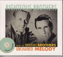 The Righteous Brothers: Best Of The Righteous Brothers, CD