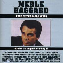 Merle Haggard: Best Of The Early Years, CD