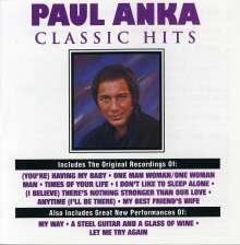Paul Anka: Classic Hits, CD