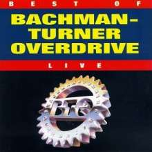 Bachman-Turner Overdrive: The Best Of - Live, CD