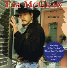 Tim McGraw: Not A Moment Too Soon, CD