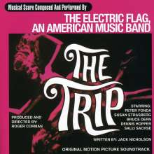 The Electric Flag: Filmmusik: The Trip - O.S.T., CD