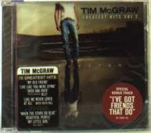 Tim McGraw: Greatest His Vol 2 - Re, CD
