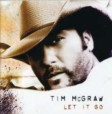 Tim McGraw: Let It Go, CD
