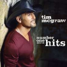 Tim McGraw: Number One Hits, 2 CDs