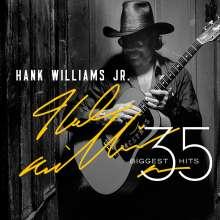 Hank Williams Jr.: 35 Biggest Hits, 2 CDs