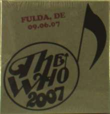 The Who: Live: Cheshire, UK 23.06.07, 2 CDs