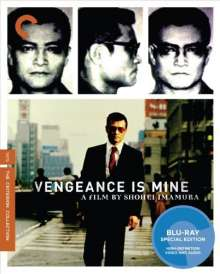Criterion Collection: Vengeance Is Mine: Criterion Collection: Vengeance Is Mine, Blu-ray Disc