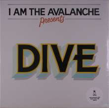 I Am The Avalanche: Dive (Limited Edition) (Opaque Red With Yellow Swirl Vinyl), LP