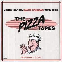 Jerry Garcia David Grisman Amp Tony Rice The Pizza Tapes