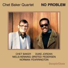 Chet Baker (1929-1988): No Problem (180g), LP