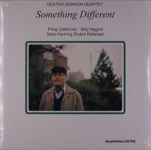 Dexter Gordon (1923-1990): Something Different, LP