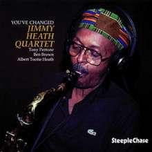 Jimmy Heath (1926-2020): You've Changed, CD
