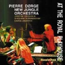 Pierre Dørge (geb. 1946): At The Royal Playhouse, CD