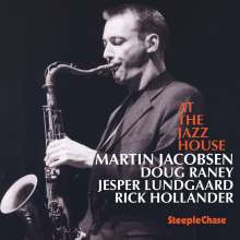 Martin Jacobsen: At The Jazz House, CD