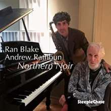Ran Blake & Andrew Rathbun: Northern Noir, CD