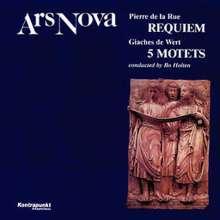 """Pierre de la Rue (1460-1518): Requiem """"Missa pro defunctis"""", CD"""