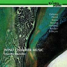 Claude Debussy (1862-1918): Wind Chamber Music 1, CD