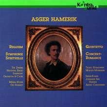 Asger Hamerik (1843-1923): Requiem op.34, 2 CDs