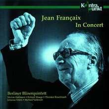 Jean Francaix (1912-1997): Bläserquintett Nr.1, CD