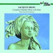 Jacques Ibert (1890-1962): Sämtliche Kammermusik mit Flöte, CD