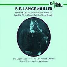 Peter Erasmus Lange-Müller (1850-1926): Kammermusik, CD