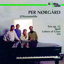Per Nörgard (geb. 1932): Trio für Klarinette, Cello & Klavier op.15, CD