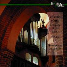 Georg Böhm (1661-1733): Orgelwerke Vol.1, CD
