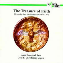 Aage Haugland - The Treasure of Faith, CD