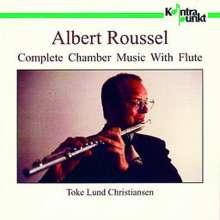 Albert Roussel (1869-1937): Sämtliche Kammermusik mit Flöte, 2 CDs