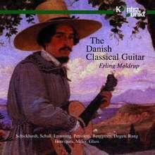 Erling Möldrup - The Danish Classical Guitar, CD