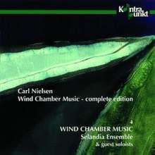Carl Nielsen (1865-1931): Kammermusik für Bläser, CD