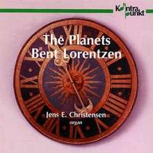 Bent Lorentzen (geb. 1935): The Planets, CD