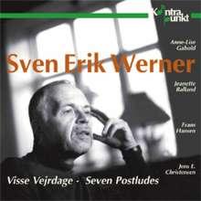 Sven Erik Werner (geb. 1937): Kammermusik, CD