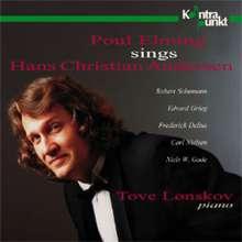 Poul Elming sings Hans Christian Anderson, CD